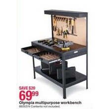 Olympia Multipurpose Workbench
