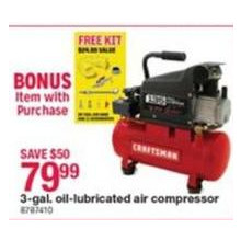 Craftsman 12V Air Compressor