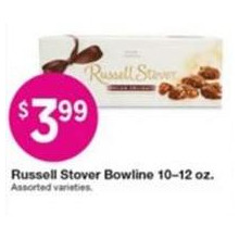 Russell Stover Bowline 10-12oz (Assorted)