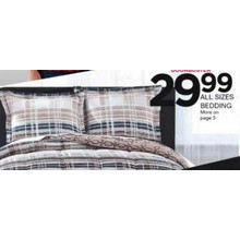 Queen Bedding (Assorted Styles) [EarlyBird]