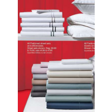 Fieldcrest Sheet Sets & Pillowcases $41.99 & $47.99