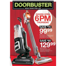 Shark Navigator DLX Upright Vacuum