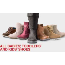 30% Off All Babies', Toddlers', and Kids' Shoes