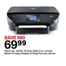 HP ENVY 5663 All-in-One Printer