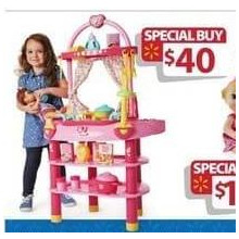 Baby Alive Cook & Care Playset
