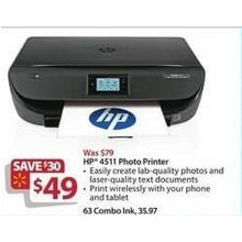 HP 4511 Photo Printer