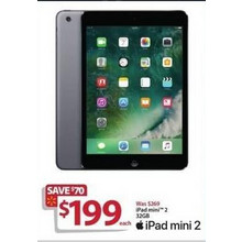 iPad Mini 2 w/ 32GB