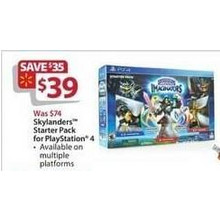 Skylanders Starter Pack (Assorted Platforms)
