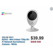 EZVIZ Mini Indoor Network Survelliance Camera