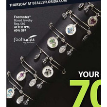 Footnotes Boxed Jewelry 70% OFF