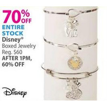 Disney Boxed Jewelry 70% OFF
