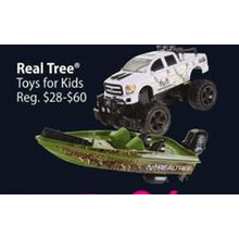 Real Tree Kids' Toys 50% OFF