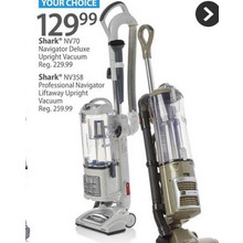 Shark NV70 Navigator Deluxe Upright Vacuum