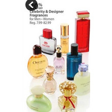 Mens Celebrity Fragrances (Assorted Scents) 20% OFF