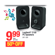 Logitech Z150 PC Speakers
