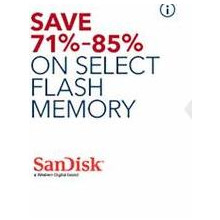 Up to 85% OFF Flash Memory Cards (Assorted)