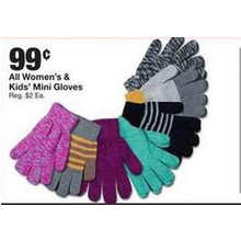 Kids Mini Gloves (Assorted)