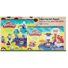 Play-Doh Playsets - 50% OFF