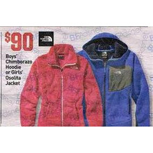 The North Face Boys Chimborazo Hoodie $50 OFF