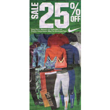 Nike Pro Youth Apparel 25% OFF