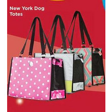 New York Dog Totes 50% OFF