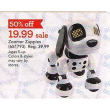 Zoomer Zuppies Interactive Spot Puppy Toy