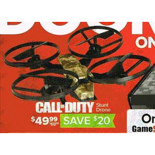 Call of Duty MQ-27 Stunt Drone