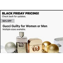 50% Off Gucci Mens Guilty