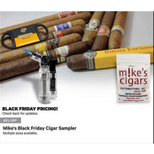 69% Off Mike's Black Friday Cigar Sampler