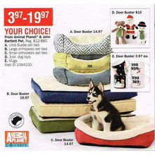 Animal Planet Large Orthopedic Pet Bed