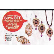All Le Vian Jewelry - 60% OFF