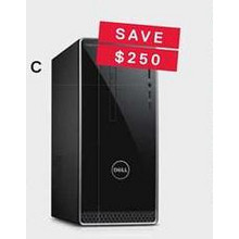 Inspiron Desktop Intel Core i5 Processor Windows 10, 8GB Memory  1TB Hard Drive