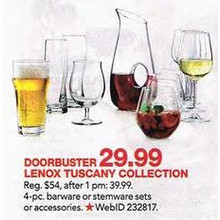 Lenox Tuscany Classics Collection