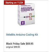 LittleBits Arduino Coding kit