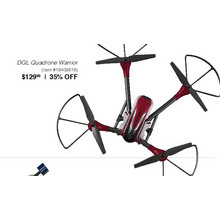 DGL Quadrone Warrior - 35% OFF