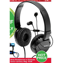50% Off Sony Headphones
