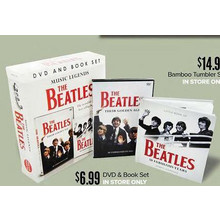 DVD & Book Set (In Store only)
