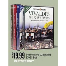 Interactive Classical DVD Set (In Store Only)