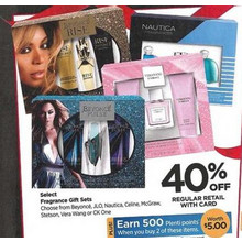 Nautica Fragrance Gift Set - 40% Off regular retail with card