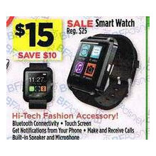 Smart Watch - Save $10