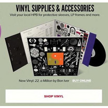 Vinyl Supplies & Accessories