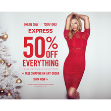 Express Black Friday 2016 Sale