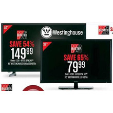 "Westinghouse 40"" 1080p LED HDTv's"