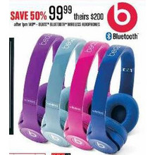Beats Bluetooth Wireless Headphones