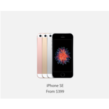 iPhone SE with Free Gift Card