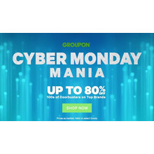 Groupon Cyber Monday Sale 2016