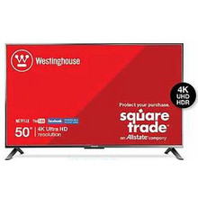 "Westinghouse 50"" 4K Ultra HD Smart TV with HDR"