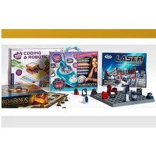 B1G1 50% Off Selected Toys, Games & Puzzles