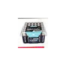 Rayovac 36-Pack AA or AA Alkaline Batteries