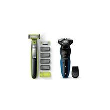 Norelco OneBlade Face + Body Hybrid Electric Trimmer and Shaver
